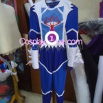Sheik 2 from The Legend Of Zelda Ocarina of Time Cosplay Costume front prog