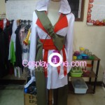 Assassin's Creed Cosplay Costume front prog