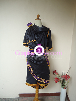 Dark Pit from Super Smash Bros Cosplay Costume front