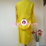 Dick Tracy Cosplay Costume back