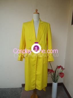Dick Tracy Cosplay Costume front
