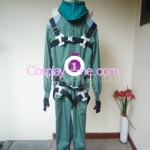 Inaho Kaizuka from ALDNOAH.ZERO Cosplay Costume front rev