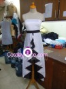 Megurine Luka Camellia from Vocaloid Cosplay Costume front prog