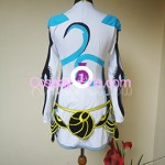 Milla Maxwell from Tales of Xillia Cosplay Costume back
