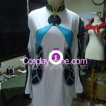 Milla Maxwell from Tales of Xillia Cosplay Costume front prog