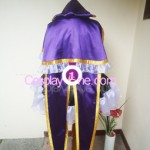 Viola from Soul Calibur Cosplay Costume back