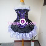 Viola from Soul Calibur Cosplay Costume front in