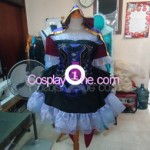 Viola from Soul Calibur Cosplay Costume front prog