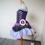 Viola from Soul Calibur Cosplay Costume side in