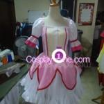Madoka Kaname from Puella Magi Madoka Magica Cosplay Costume front prog