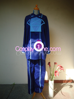 Shiroe (Round Table Alliance) from Log Horizon Cosplay Costume front