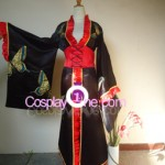 Yuuko Kyoto Accommodations Cosplay Costume front