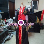 Yuuko Kyoto Accommodations Cosplay Costume front prog
