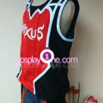 Dunkmaster Darius from League of Legends Champion Cosplay Costume side