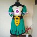 Archer of Red from Fate Apocrypha Cosplay Costume back