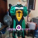Archer of Red from Fate Apocrypha Cosplay Costume front prog