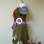Au Ra from Final Fantasy XIV Cosplay Costume side