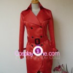 Carmen Sandiego from Anime Cosplay Costume front