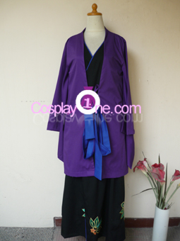 Kagero from Ninja Scroll Cosplay Costume front