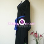 Kagero from Ninja Scroll Cosplay Costume side in