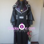Maleficent Genderswap from Anime Cosplay Costume front