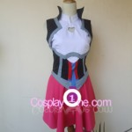 Nora Valkyrie from RWBY Anime Cosplay Costume front