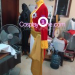 Brigadier Oscar Francois de Jarjayes from The Rose of Versailles Cosplay Costume side prog