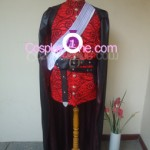 Prince Cosplay Costume front