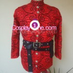 Prince Cosplay Costume front in