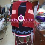Shulk from Xenoblade Chronicles Cosplay Costume front prog