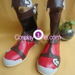 Shulk from Xenoblade Chronicles Cosplay Costume shoes