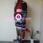 Shulk from Xenoblade Chronicles Cosplay Costume side