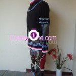 Shulk from Xenoblade Chronicles Cosplay Costume side in