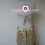 Sexy Egyptian Slave Cosplay Costume back