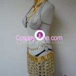 Sexy Egyptian Slave Cosplay Costume side