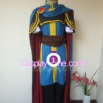 Marth Cosplay Costume Front