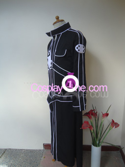 Kirito Sword Art Cosplay Costume