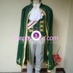 Baroque van Zieks from Dai Gyakuten Saiban Cosplay Costume front