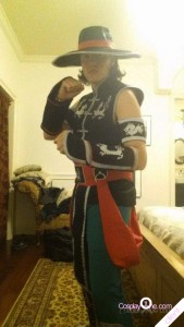 Cosplay Client Kung lao Costume