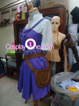 Sapper costume from Tree of Savior side prog