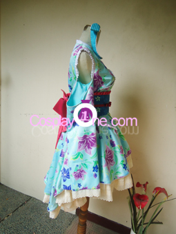 Eli Ayase from Love Live! Cosplay Costume side2