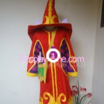 Lulu from League of Legends Cosplay Costume front