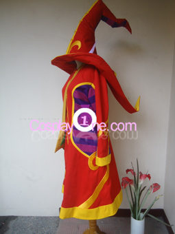 Lulu from League of Legends Cosplay Costume side