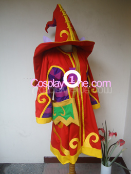 Lulu from League of Legends Cosplay Costume side2