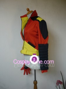Jaket Tonio Avengers side 1