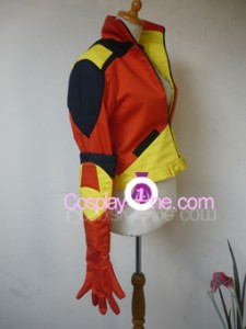 Jaket Tonio Avengers side 2