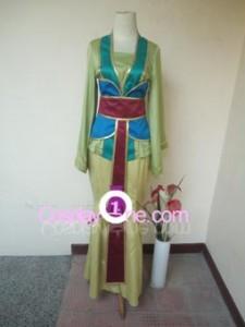 Mulan front