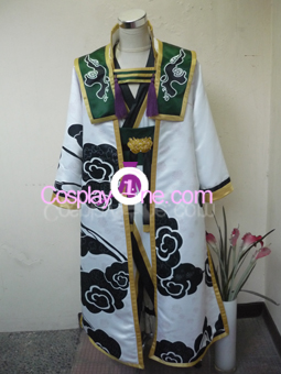 Zhuge Liang Dynasty Warriors front