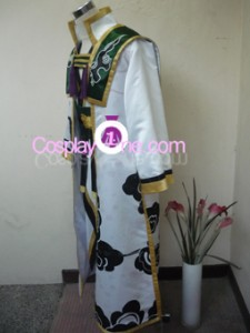 Zhuge Liang Dynasty Warriors side 1
