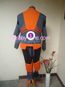 Gordon Freeman HEV suit back